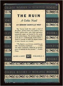 Book cover forThe Ruin. Source: amazon.com